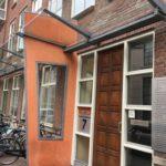 Ingang Bloemendalstraat 7